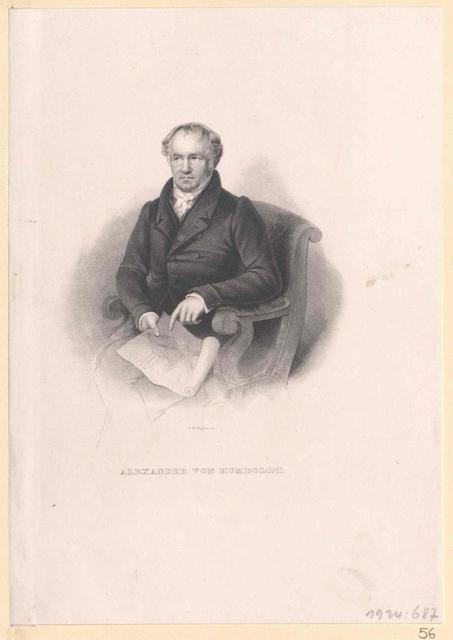 Humboldt, Alexander Freiherr von