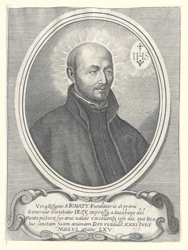 Ignatius von Loyola, Heiliger