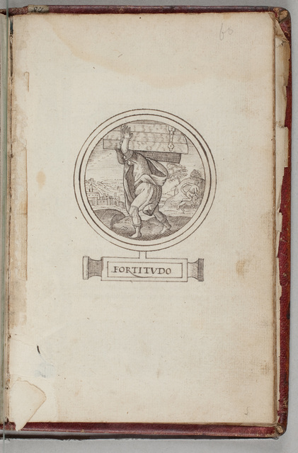 Illustratie / door N.N. in het album amicorum van Leo en Johan Roelofs