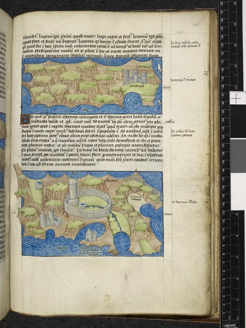 Image from BL Arundel 93, f. 140