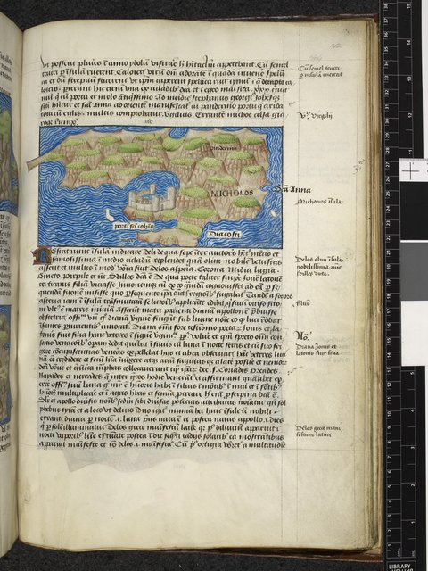 Image from BL Arundel 93, f. 142