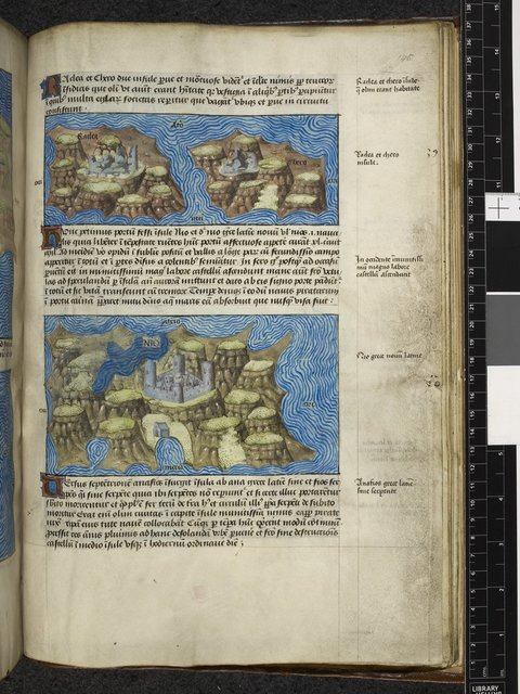 Image from BL Arundel 93, f. 145