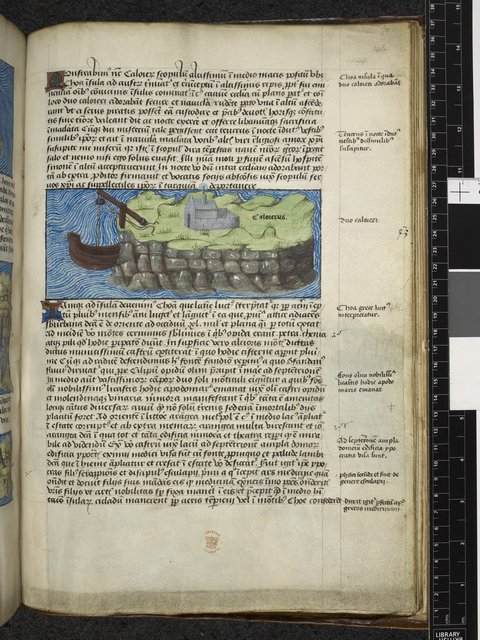 Image from BL Arundel 93, f. 146