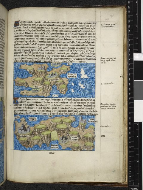 Image from BL Arundel 93, f. 147