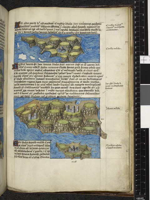 Image from BL Arundel 93, f. 148