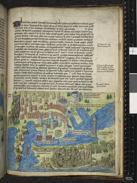 Image from BL Arundel 93, f. 153