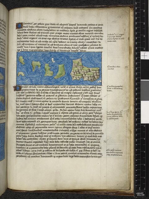 Image from BL Arundel 93, f. 154