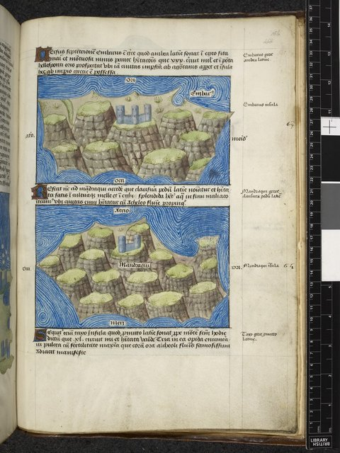 Image from BL Arundel 93, f. 156