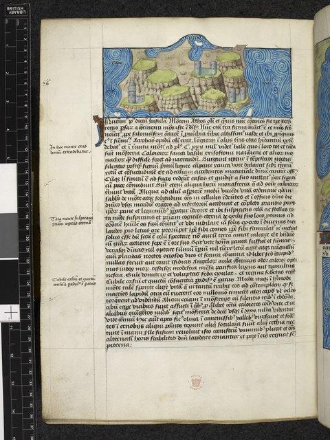Image from BL Arundel 93, f. 156v