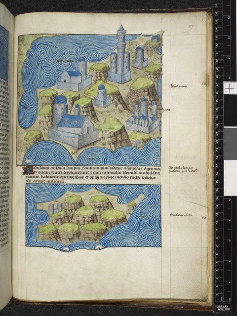 Image from BL Arundel 93, f. 157