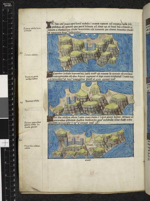 Image from BL Arundel 93, f. 157v