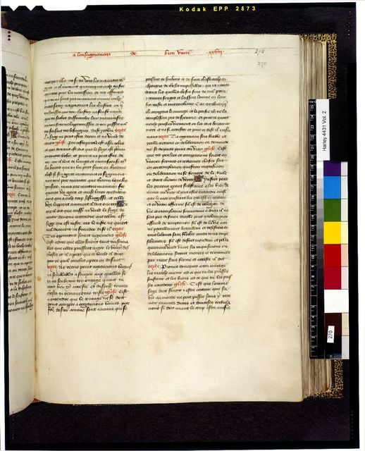 Image from BL Harley 4431, f. 270