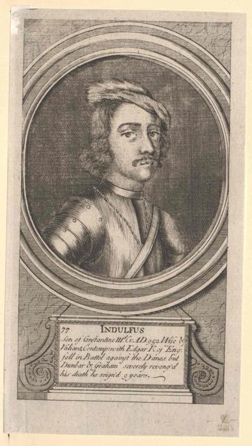 Indulf, König von Schottland
