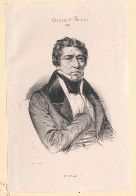 Ingres, Jean Auguste Dominique