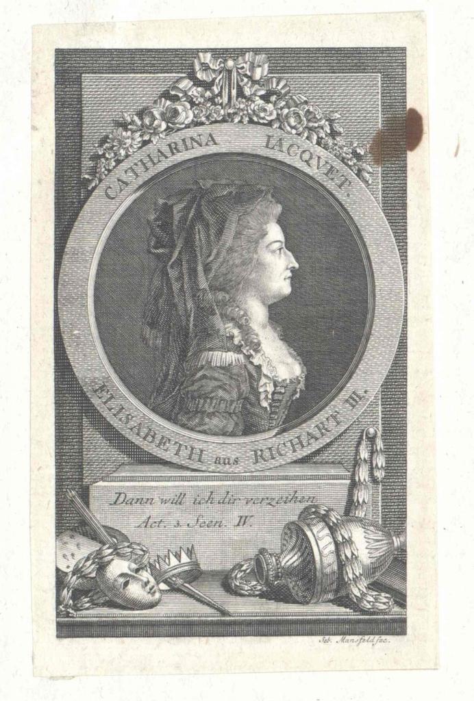 Jacquet, Katharina