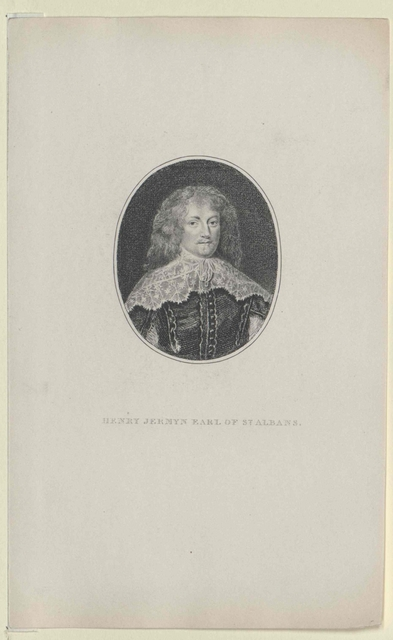 Jermyn, Henry Earl of Saint Albans