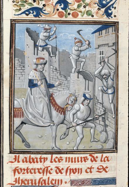 Jerusalem from BL Royal 15 D I, f. 138v