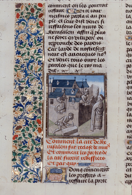 Jerusalem from BL Royal 15 D I, f. 86v