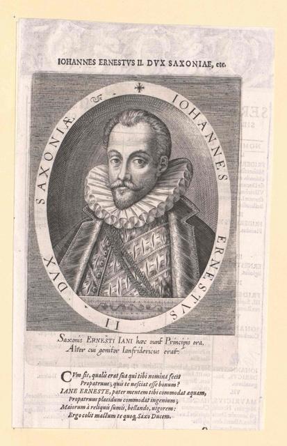 Johann Ernst, Herzog von Sachsen