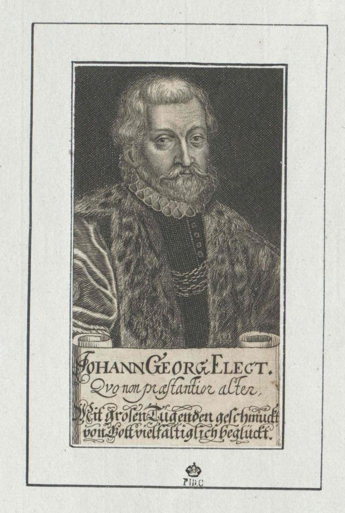 Johann Georg, Kurfürst von Brandenburg