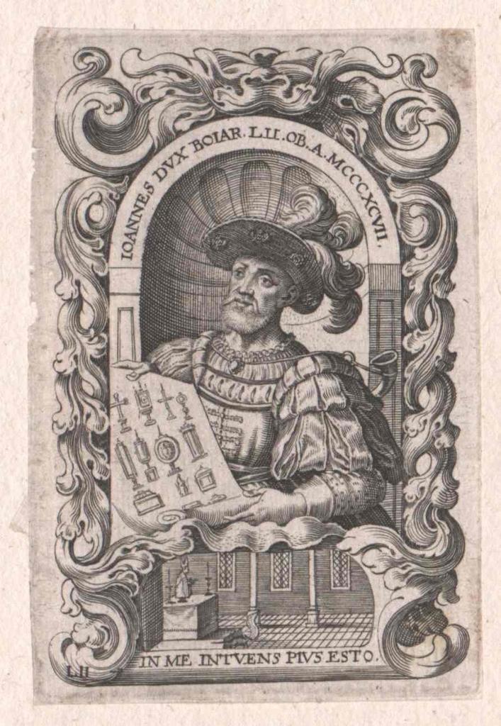 Johann II., Herzog von Bayern