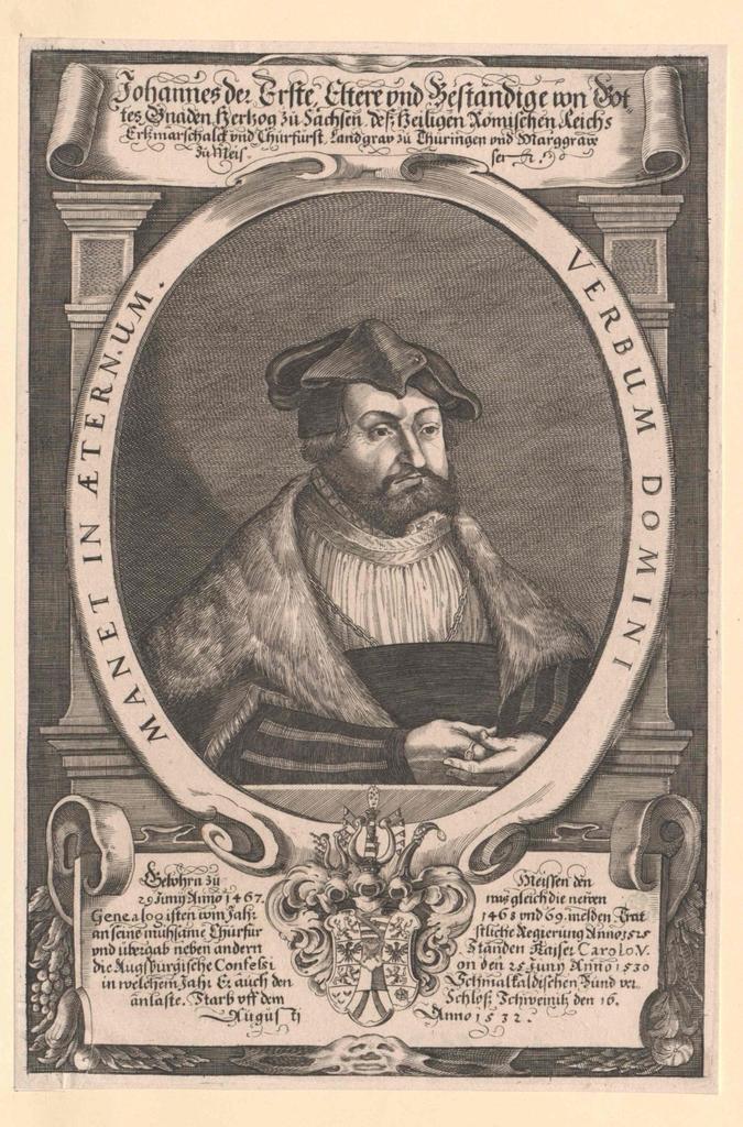 Johann, Kurfürst von Sachsen