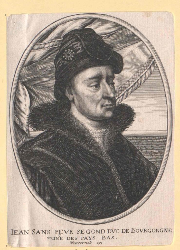 Johann ohne Furcht, Herzog von Burgund