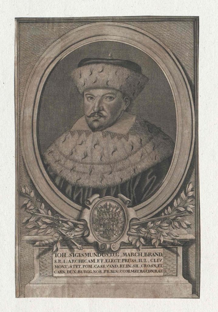 Johann Sigismund, Kurfürst von Brandenburg