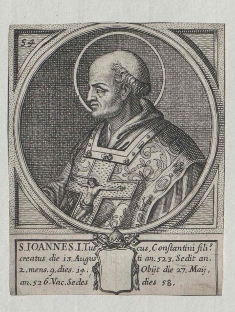Johannes I., papa