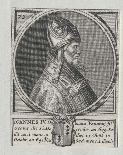 Johannes IV., papa