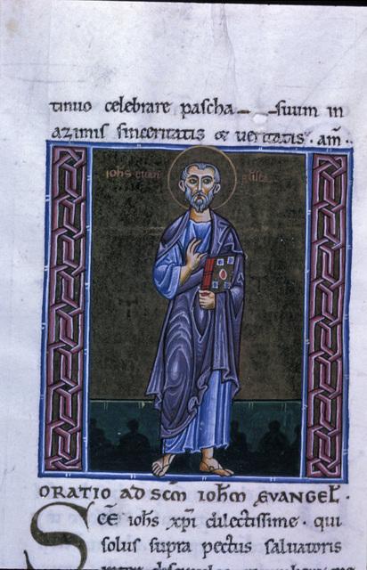 John from BL Eg 1139, f. 207v