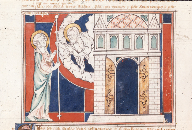 John from BL Royal 19 B XV, f. 18v