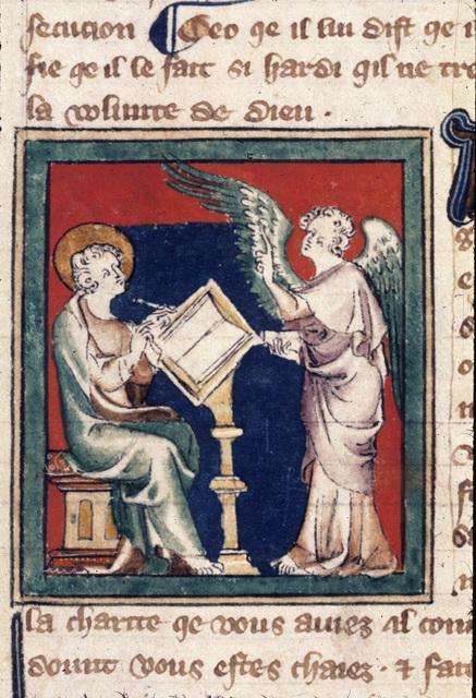 John from BL Royal 19 B XV, f. 3
