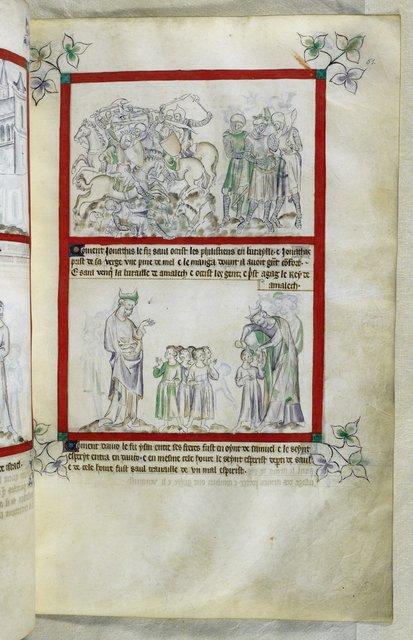 Jonathan and David from BL Royal 2 B VII, f. 51