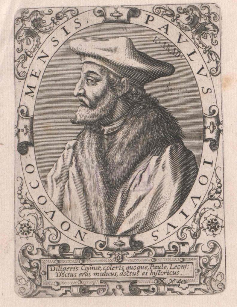 Jovius, Paulus