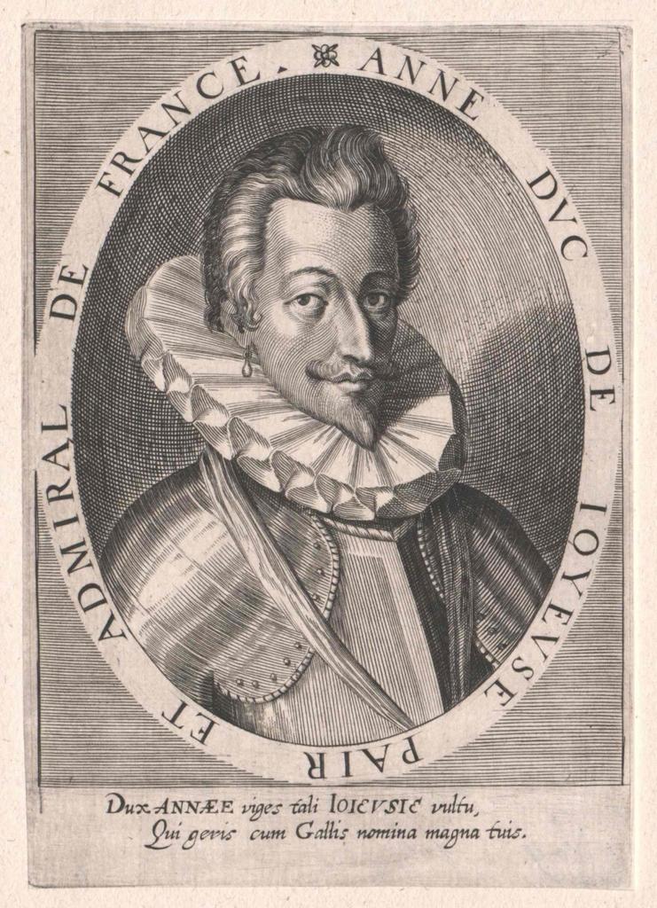 Joyeuse, Anne Duc de
