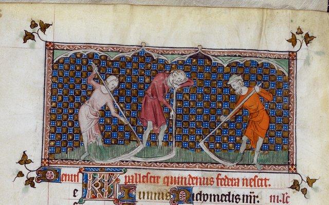 June from BL Royal 2 B VII, f. 76v