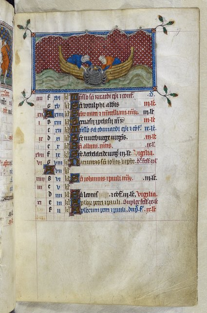 June from BL Royal 2 B VII, f. 77