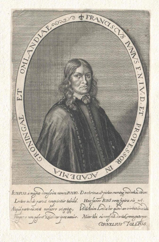Junius, Franciscus