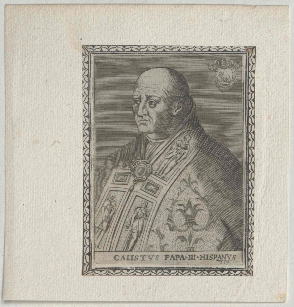 Kalixtus III., papa