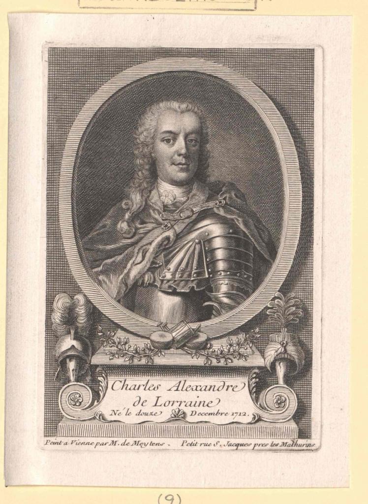 Karl Alexander, Prinz von Lothringen