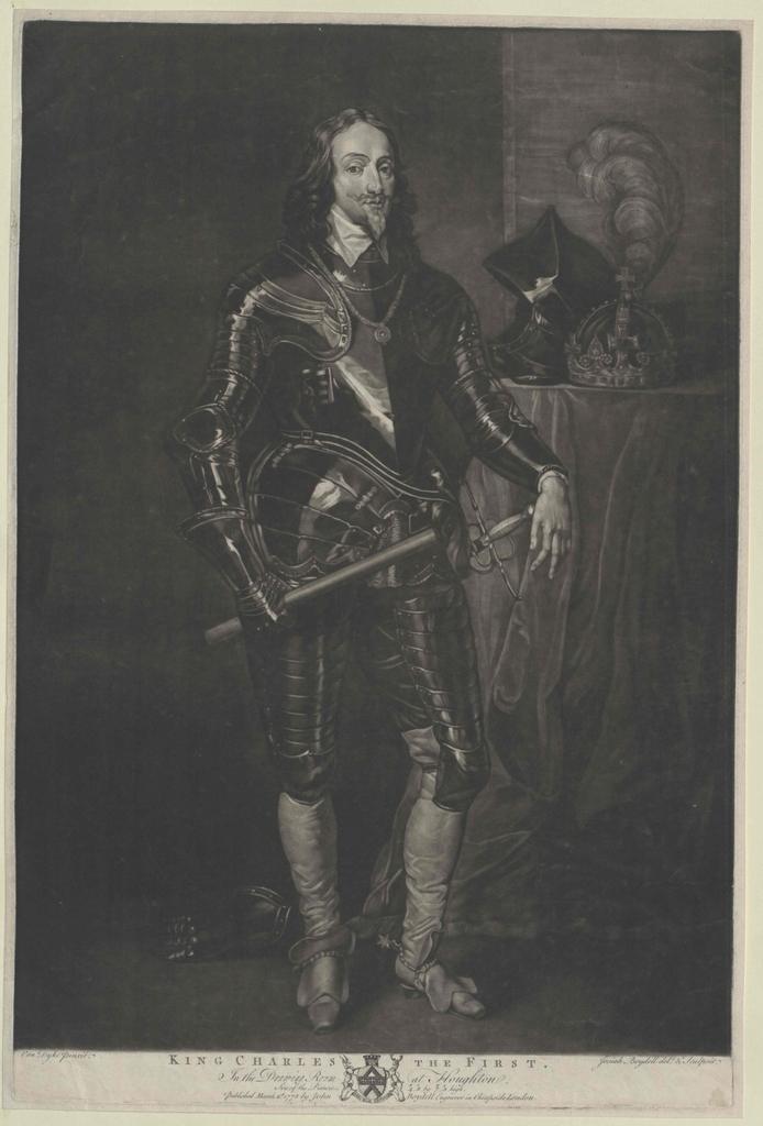Karl I., König von England