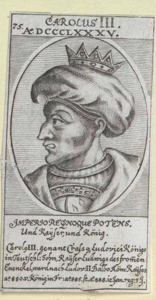 Karl III., der Dicke Kaiser
