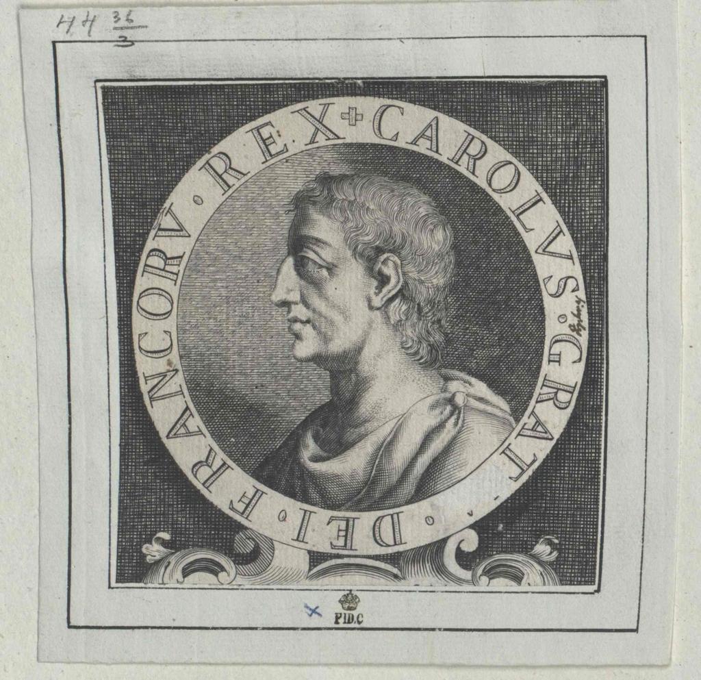 Karl III., der Einfältige, König der Westfranken