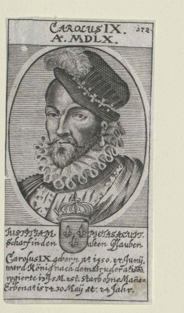 Karl IX., König von Frankreich