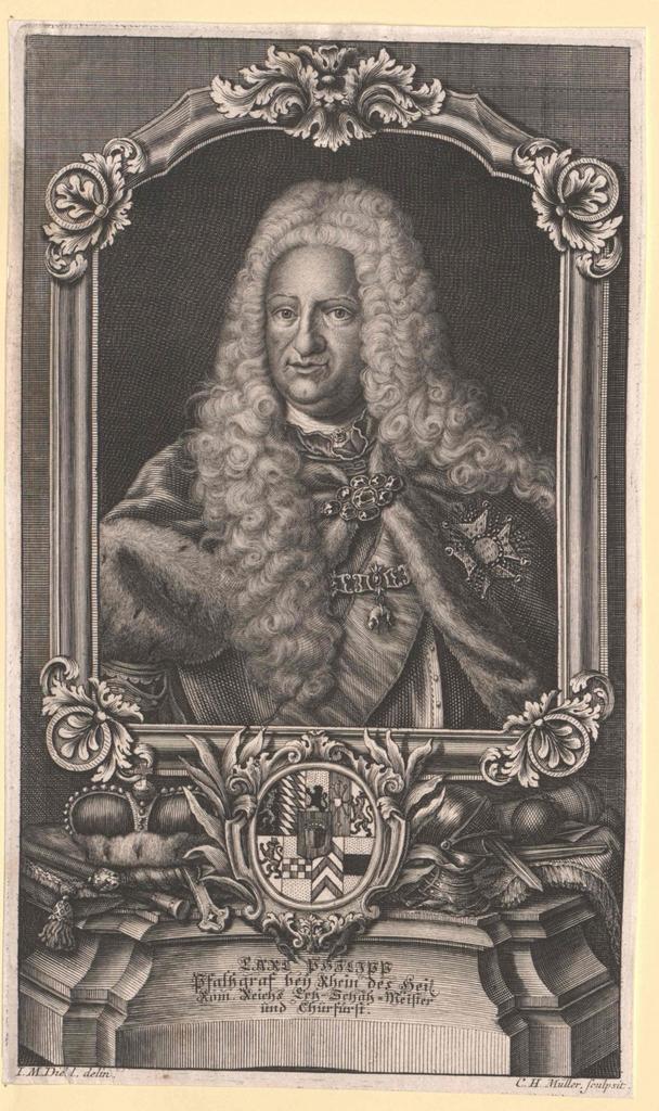 Karl Philipp, Kurfürst von der Pfalz