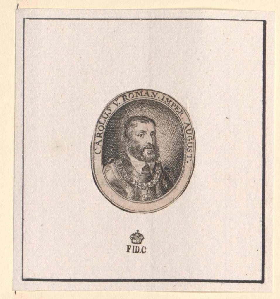 Karl V., römisch-deutscher Kaiser