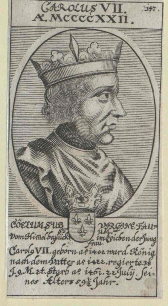 Karl VII., König von Frankreich
