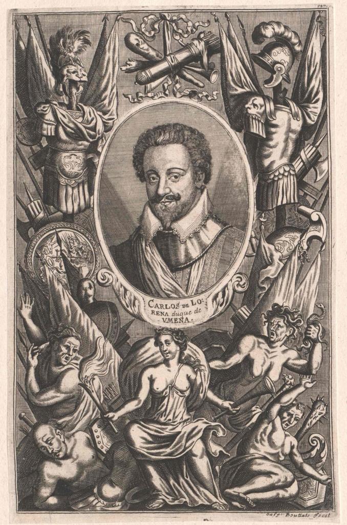 Karl von Lothringen, Herzog von Mayenne