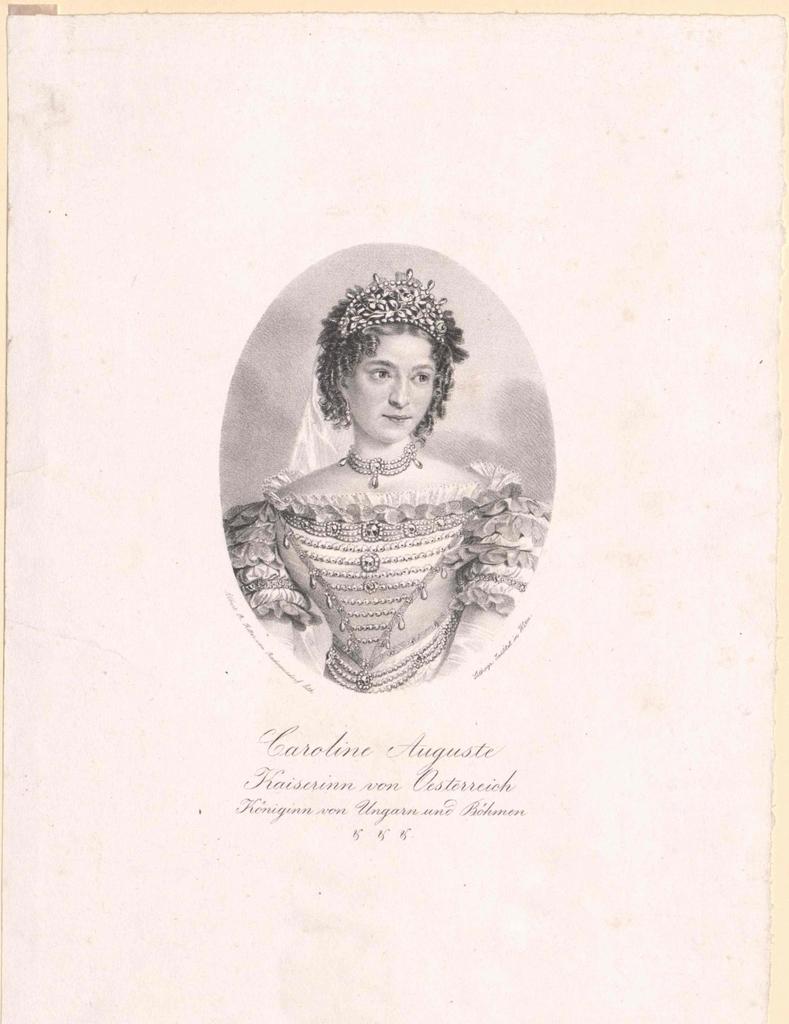 Karoline, Prinzessin von Bayern (1792-1873)